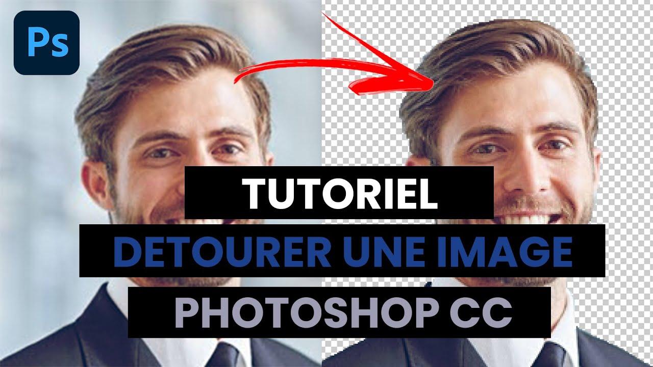 Détourer une photo sur photoshop